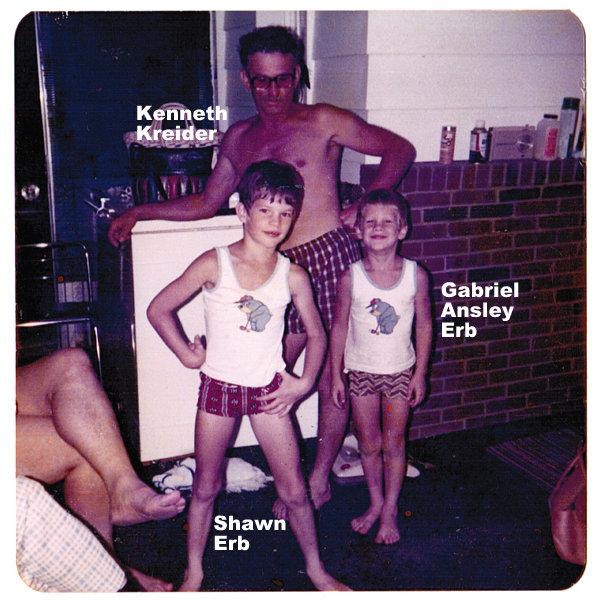Gabriel Shawn Erb Ken Kreider