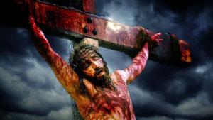 jesus christ death on cross ad28