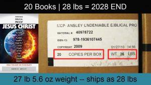 Gabriel 2028 END Book Confirms 2028 END