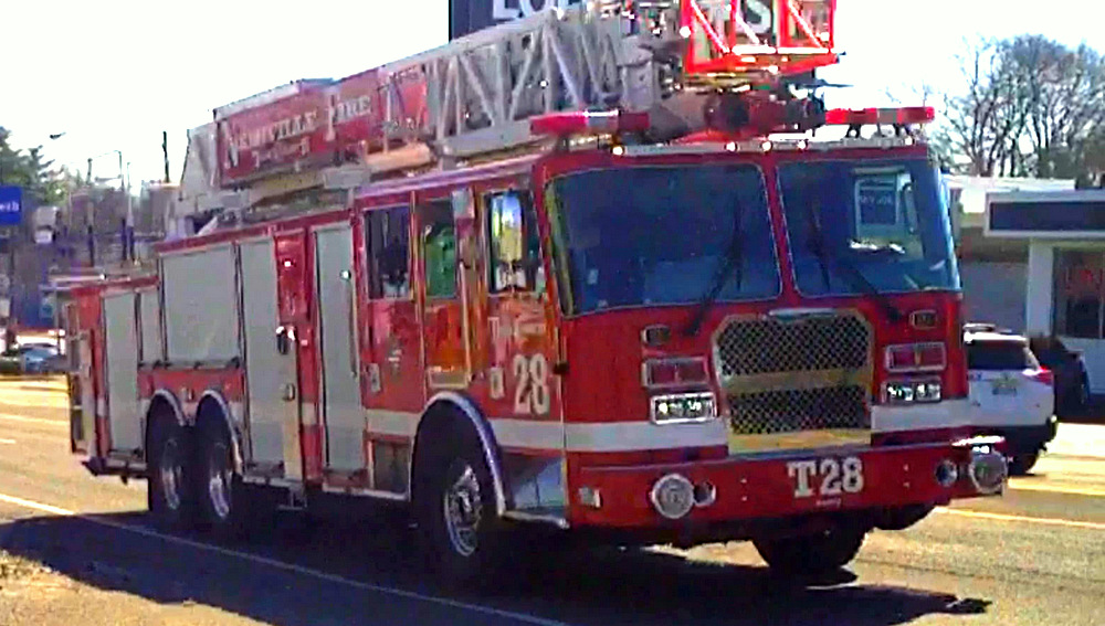 Donelson Tennessee Fire Truck 28